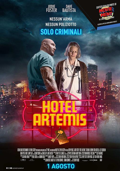 Guarda questa foto sull'evento Hotel artemis a Sarzana
