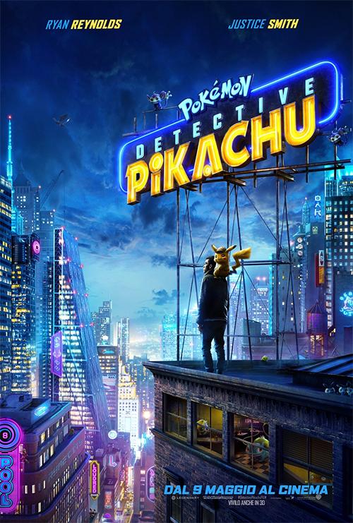 Guarda questa foto sull'evento Pokemon detective pikachu a Sarzana