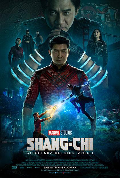 Guarda questa foto sull'evento cinematografico Shang-chi e la leggenda dei dieci anelli a Sarzana